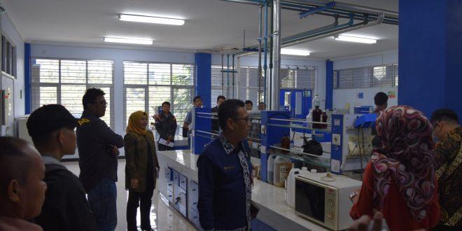 Bukti Fisik kegiatan Studi Banding dan Kunjungan Kerja Sistem Pengelolaan Manajemen Aset di Politeknik Malang, 29 September 2017