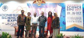 Riset Ilmuwan Dalam Negeri Dipamerkan di Indonesia Science Expo 2017