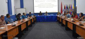 Kepala Balitbang Kota Palangka Raya Ikut Serta Dalam Studi Banding dan Kunjungan Kerja Sistem Pengelolaan Manajemen Aset di Politeknik Negeri Malang