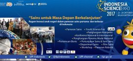 Indonesia Science Expo 2017 Pertemukan Industri dengan Peneliti