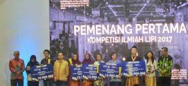 Merintis Jalan Calon Peneliti Indonesia