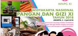 Widyakarya Pangan Nasional dan Gizi (WNPG) XI Soroti Percepatan Penurunan Angka Stunting untuk SDM Indonesia yang Berkualitas