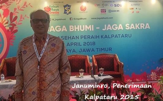 Sang Peraih Kalpataru Sebagai Ujung Tombak Menjaga Bhumi Kalimantan Tengah