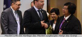 Australia Dukung KLHK Siapkan Pusat Riset Gambut
