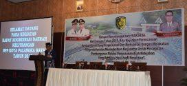 Rapat Koordinasi Daerah Kelitbangan Se Kota Palangka Raya Tahun Anggaran 2018