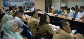 Balitbang Kota Palangka Raya Menghadiri Undangan Kegiatan Pemaparan Awal Penyusunan Rencana Master Plan TIK Kota Palangka Raya