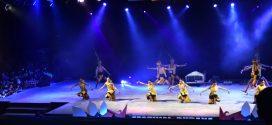 Tari Pedalaman Dari Kabupaten Kotawaringin Timur Dalam Festival Budaya Isen Mulang 2019