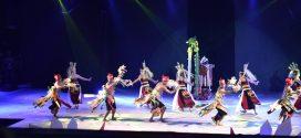 Tari Pedalaman Dari Kabupaten Barito Timur Dalam Festival Budaya Isen Mulang 2019
