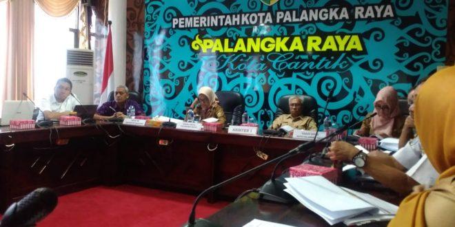 Focus Group Discussion (FGD) Analisa Potensi Pajak Daerah Kota Palangka Raya Tahun 2019
