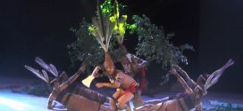 Tari Pedalaman dari Kabupaten Kotawaringin Barat Dalam Festival Budaya Isen Mulang 2019