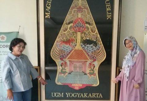 Kunjungan Balitbang Kota Palangka Raya ke Universitas Gajah Mada (UGM) Yogyakarta.