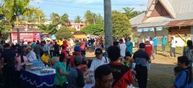 Jum'at, 05 Juli 2019, BALITBANG Kota Palangka Raya Mengikuti Kegiatan Bulan Bakti Ikan Tahun 2019.