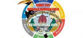 Kajian Konsep Pengembangan Smart City Kota Palangka Raya Berbasis Kearifan Lokal Tahun 2019