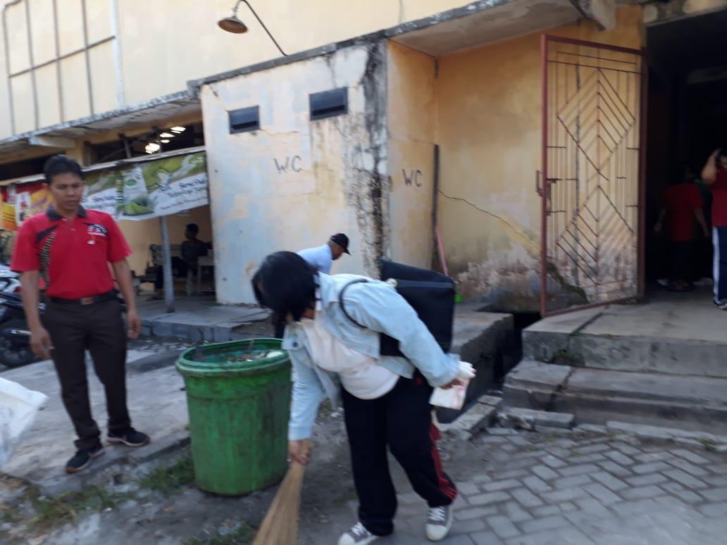 Foto : (Ferry/Bid.I/2019) Lokasi Pasar Kahayan Kota Palangka Raya