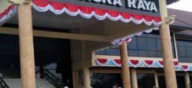 Dinas Kepemudaan dan Olahraga Kota Palangka Raya mengadakan Perlombaan dalam Rangka Memeriahkan HUT Pemerintah Kota Palangka Raya Ke-54 dan HUT Kota Palangka Raya Ke-62.